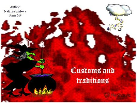 Презентация на тему Traditions and customs of Great Britain