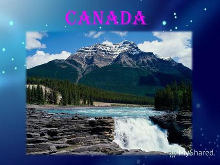 Canada Canada is a North American country consisting of ten provinces and three territories. Canada is the world's second-largest country by total area,
