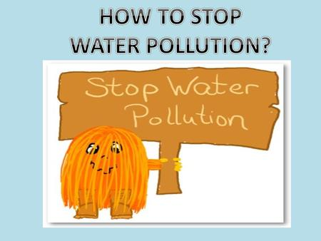 Water pollution is one of the leading causes of imbalance in our ecosystem. The dangers of this pollution are highly underrated, with very few things.