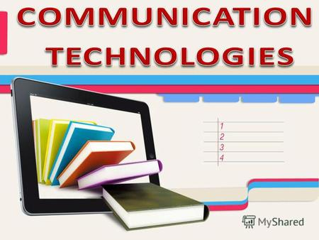 the activity of Communication is information. exchanging Communication is the activity of exchanging information.