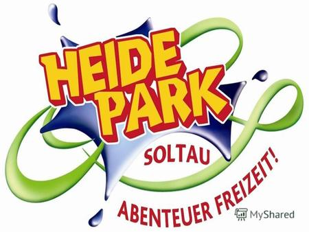 Heide Park is a park of entertainments near the city of Soltau in Germany. Located approximately in 60 km to the south from Hamburg. Heide Park is a park.