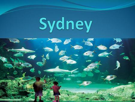 Sydney Sydney is the largest city in Australia, and the state capital of New South Wales. Sydney has a metropolitan area population of approximately 4.4.