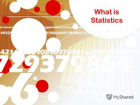 What is Statistics. Statistics for Business and Economics, 6e © 2007 Pearson Education, Inc. Chap 1-2 Lecture Goals After completing this theme, you should.