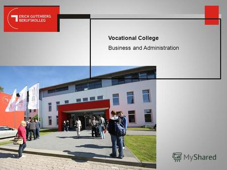 Vocational College Business and Administration. Learn to learn - solutions Problem: Political discussion about the rate of unsuccessful school leavers.