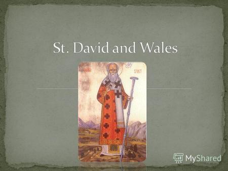 He became renowned as a teacher and preacher, founding monastic settlements and churches in Wales, Dumnonia and Brittany in a period when neighbouring.