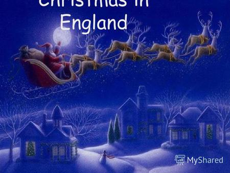 Christmas in England. History of Christmas Christmas is a christian holiday, devoted to the Birth of Jesus Christ - the Messiah sent by God for the salvation.