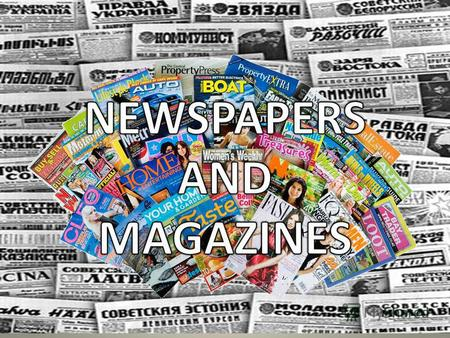 Translate the phrases great readers newspapers and magazines national and local quality newspaper cultural, academic and business circles wide range of.