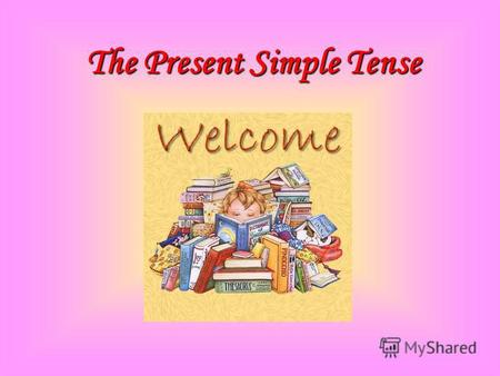 The Present Simple Tense. I We You They He She It The Present Simple Tense (Теперішній простий час) V – verb (дієслово) V VsVs write the letter writes.