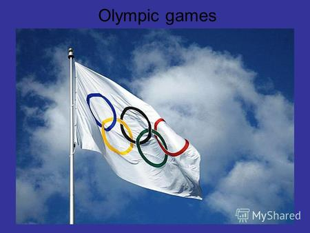 Olympic games. Kinds are the Olympic games Borchun Valery silver prizewinner (2008)