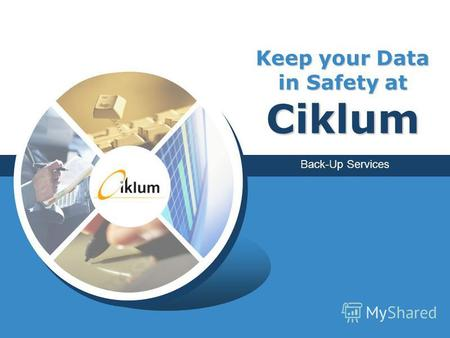 Back-Up Services Keep your Data in Safety at Ciklum.