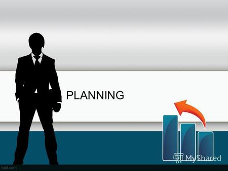 PLANNING Meaning Forecasting : Future predicting. Dr. Terry : Planning is the selecting & relating of facts & using of assumptions regarding the future.
