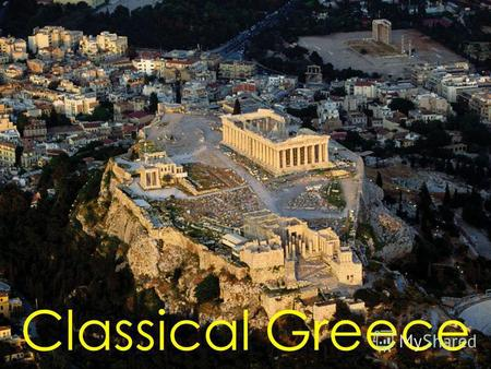 Classical Greece. So what are the Key Concepts in this Unit? 2.1. The Development and Codification of Religious and Cultural Traditions New religions.