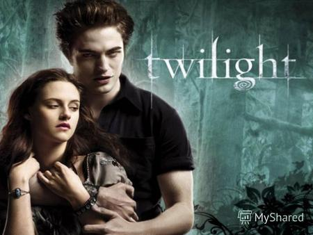 Twilight is a 2008 romantic-fantasy film. It is the first film in The Twilight Saga film series, directed by Catherine Hardwicke and based on the novel.