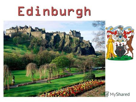 Edinburgh Edinburgh is the administrative and cultural capital of Scotland. The Golden Age included such literature figures as Robert Burns and Walter.