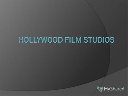 The world capital of filmed entertainment Los Angeles has been a lot of things over the past 100 years.First, it was a little city with orange forest.