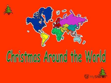 It is interesting to see how different countries celebrate Christmas. The USA is so multi-cultural that you will find many different ways of celebrating.