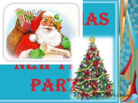 Christmas and new year party. In Britain people have many interesting Christmas traditions. In Britain people have many interesting Christmas traditions.