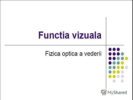 100% restabilesc vederea este miopie sau
