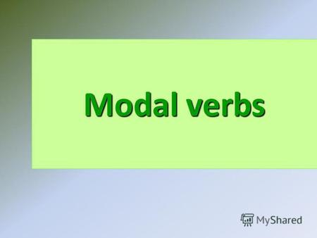 Modal verbs. Тобі слід знайти спеціаліста. A.You ought to find a specialist. B.You should to find a specialist. C.You should have found a specialist.