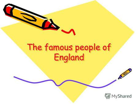 The famous people of England. Who brought up of king Artur? The hunter The blacksmith The wizard.