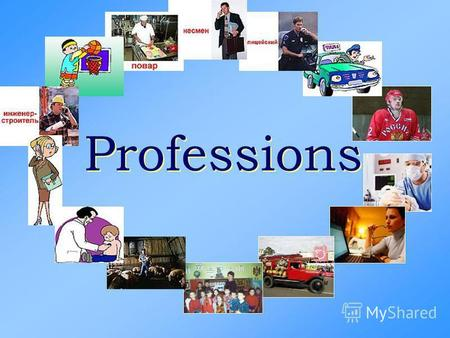 Professions. Who is he? What is he? [t] [d] teacher doctor actor actress.