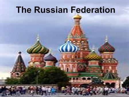The Russian Federation. . The Russian fiag is sometimes called the IMPERIAI Flag. It consists of three equaI stripes: white, bIue and red. White - frankness.