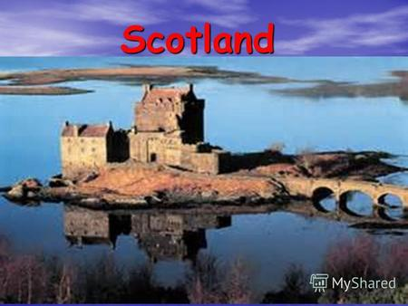 Scotland Scotland itself Scotland gets it's name from the Scots, the people who first arrived in the late 3rd to mid 4th centuries AD. It was not until.