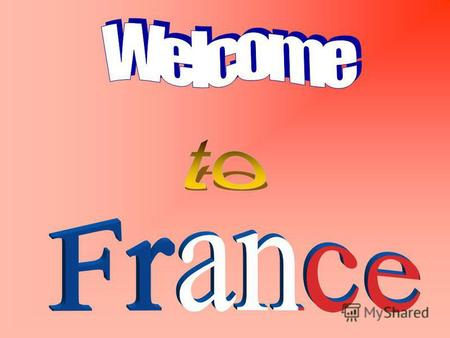 France is the third largest country in Europe. Three quarters of the population live in cities. The current population is 60,180,529, making France the.