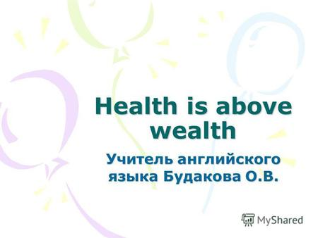 Health Wealth Academy