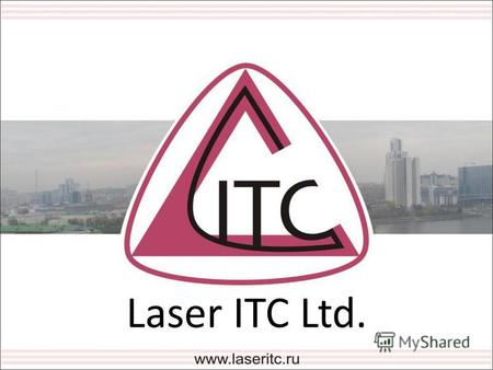 Laser ITC Ltd.. WHAT is FSO? Wireless link without radio – IR light High speed – up to 10 Gbps Low cost of transmitted data Ultra quick link establishment.