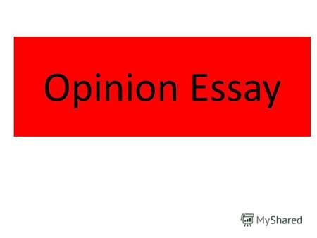 Opinion Essay. City mouse or Country mouse City List points.