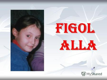 Figol Alla PRESENTS Music In The Life Of My Family.