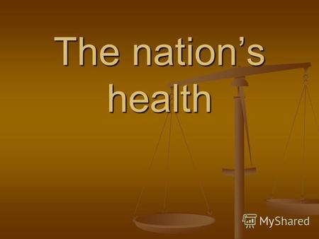 The nations health. The National Health Service The National Health Service (NHS) was established in 1948 to provide high-quality free medical treatment.