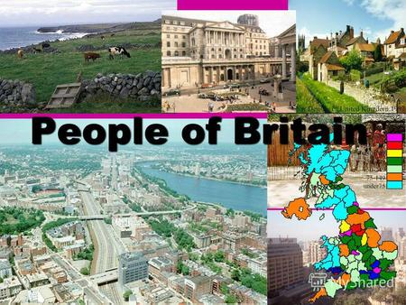 People of Britain. Useful words and expressions: dense-густой, плотный, частый density-густота, плотность densely populated-густо населённый sparsely.