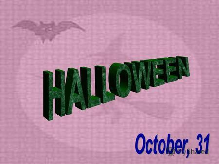 Скачать презентации на тему хэллоуин на английском языке с переводом