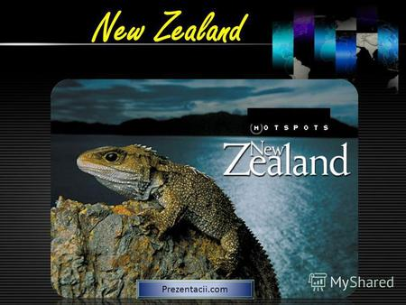 New Zealand Prezentacii.com. Fact File Official nameNew Zealand (English); Aoteraoa (Maori) Capital cityWellingtonWellington Largest citiesAuckland, Christchurch,