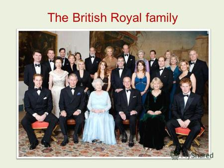 The British Royal family. was born, 21 April, 1926 Elizabeth Alexandra Mary 145, Piccadilly, London.