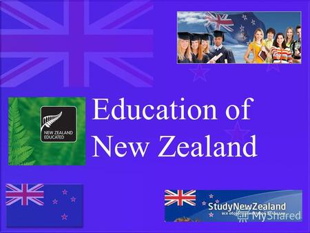 Education of New Zealand. The education in New Zealand.