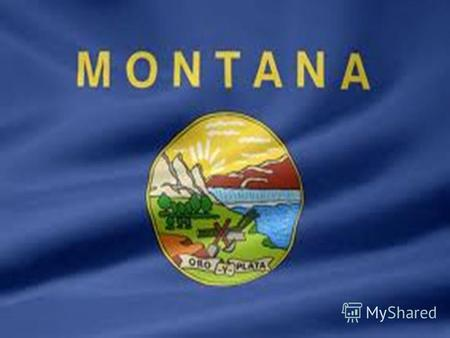 The name of Montana state It is not surprising that the name of the state comes from the Spanish word Montana, which means mountain.