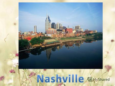 Music city Nashville has a humid subtropical climate with generally cool to moderately cold winters, and hot, humid summers.
