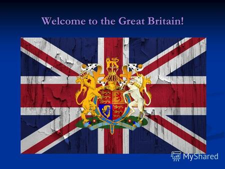 Welcome to the Great Britain!. London has their own special, unique places, offering fantastic views of the British capital.