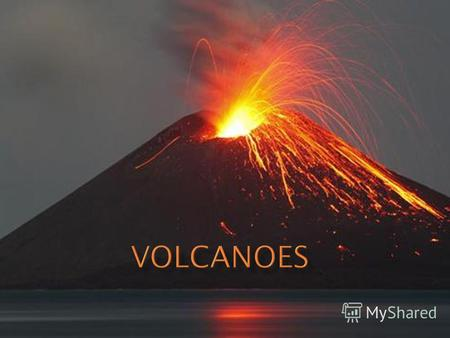 A volcano is an opening, or rupture, in the surface or crust of the Earth or a planetary mass object, which allows hot lava, volcanic ash and gases to.