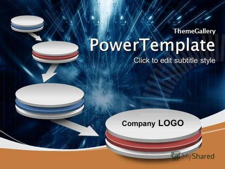 Company LOGO ThemeGallery PowerTemplate Click to edit subtitle style.
