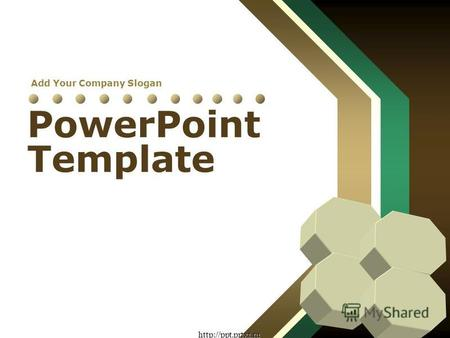 Add Your Company Slogan PowerPoint Template. Title Contents 1 Title 2 3 4 5.