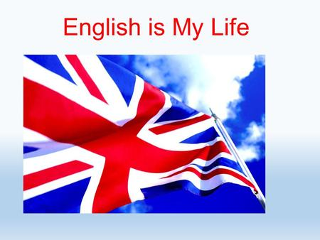 English is My Life by Amina Melnyk