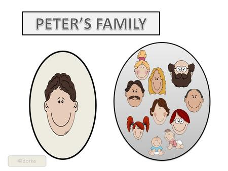 Peter's Family