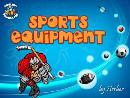 SPORTS & EQUIPMENT GAME.