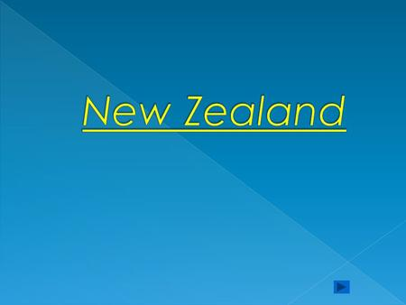 Площадь 269 675 кв.км Население 3 620 000 чел. bird Kiwi - the national symbol of New Zealand Giant Kiwi was created at the end of the First World War.