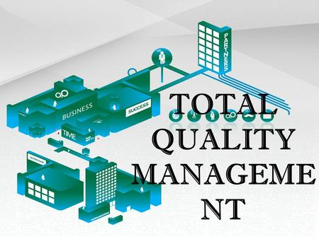 TOTAL QUALITY MANAGEME