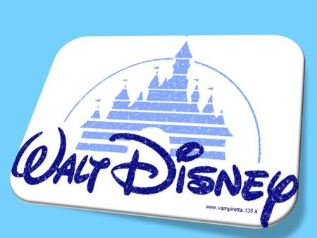 The Walt Disney Company Divisions Logo Founders of the Company Famous cartoons and films Disneyland Parks.